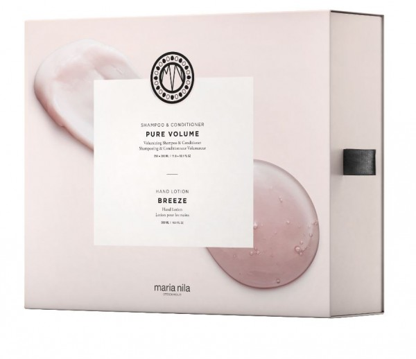 Maria Nila Holiday Box Pure Volume