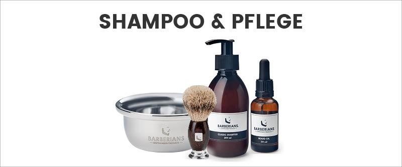 Barberians Shampoo & Pflege