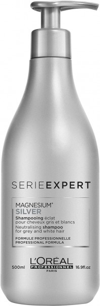 Serie Expert Silver Shampoo 0,5l