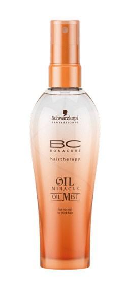 BC Bonacure Oil Miracle Mist dickes Haar