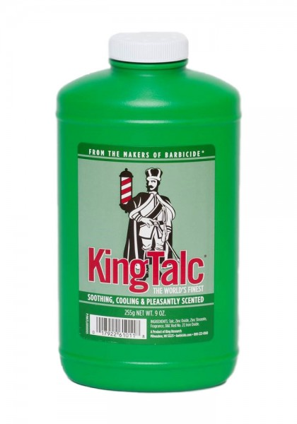 King Talc Talkum Puder