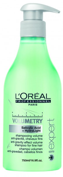 L'Oréal Expert Volumetry Shampoo, 750 ml