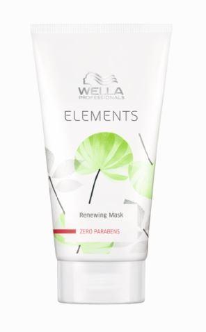 Wella Professionals Care Elements Stärkende Maske, 30 ml