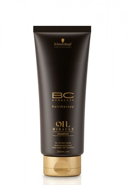BC Bonacure Oil Miracle Shampoo, 200 ml