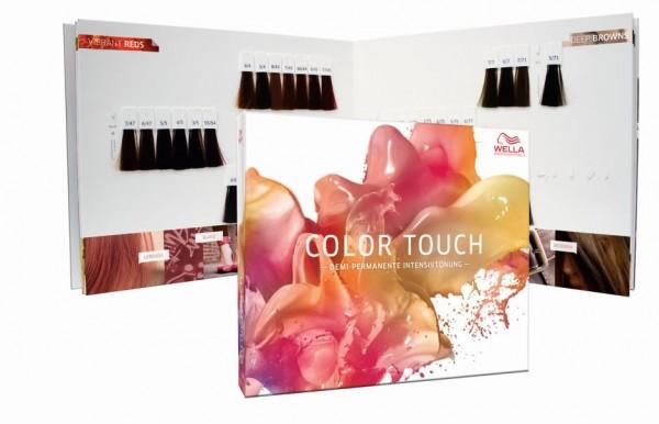 Color Touch Farbkarte
