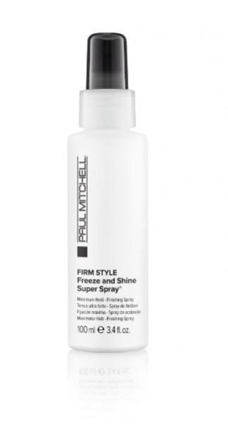 Firm Style Freeze & Shine Super Spray 100ml