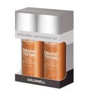 Goldwell StyleSign Creative Texture Roughman Doppelpack