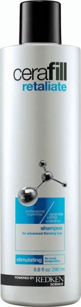 Redken Cerafill Retaliate Shampoo, 290 ml
