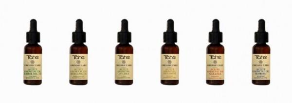 Tahe Organic Care Essentielles Limetten Öl, 10 ml