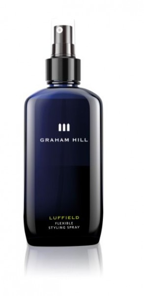 Graham Hill Luffield Flexible Styling Spray, 200 ml