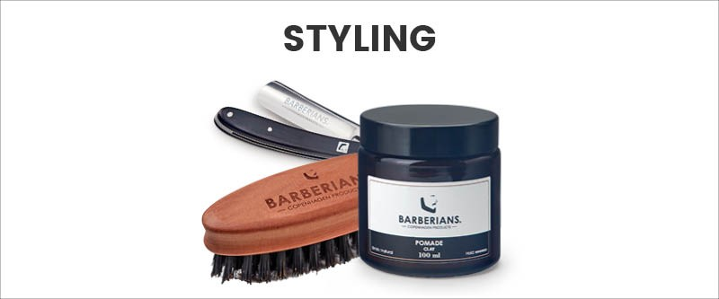 Barberians Styling