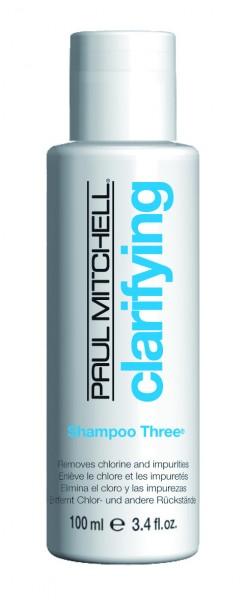 Paul Mitchell Clarifying Shampoo Three, 100 ml