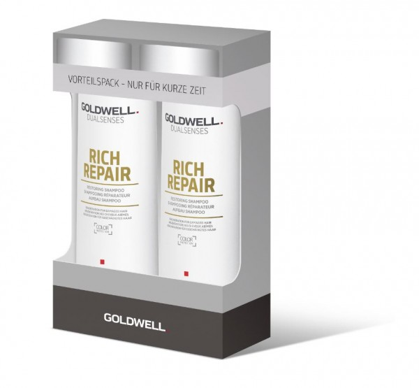 Goldwell Dualsenses Rich Repair Shampoo Doppelpack