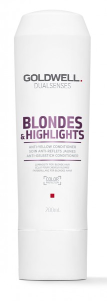 Dualsenses Blondes Highlights Anti Yellow Conditioner