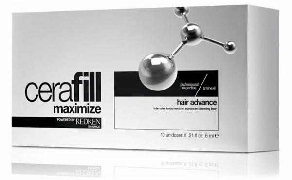 Redken Cerafill Aminexil, 10 x 6 ml