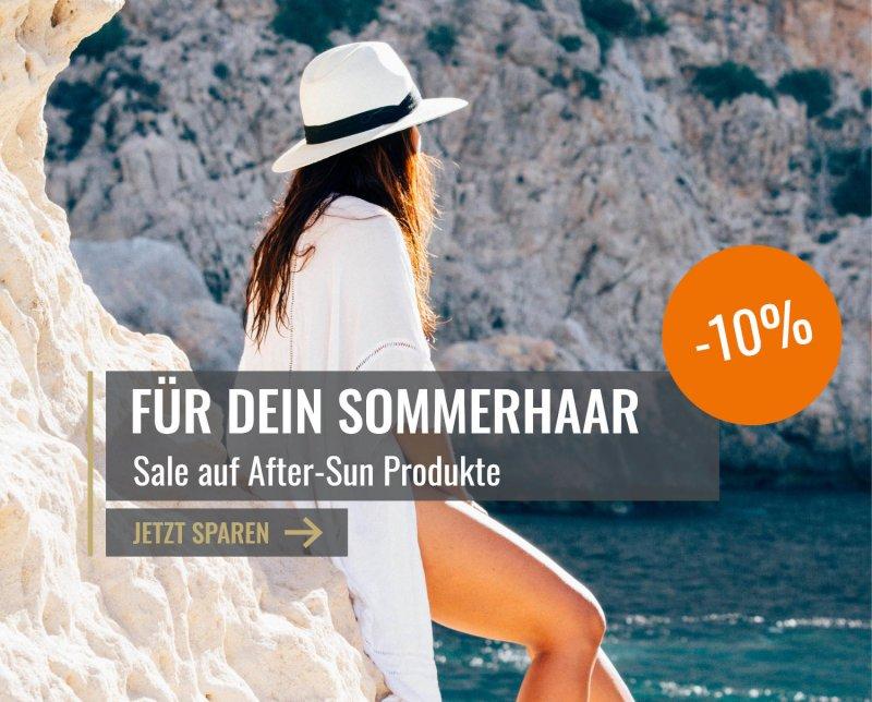 10% auf Sommerpflege