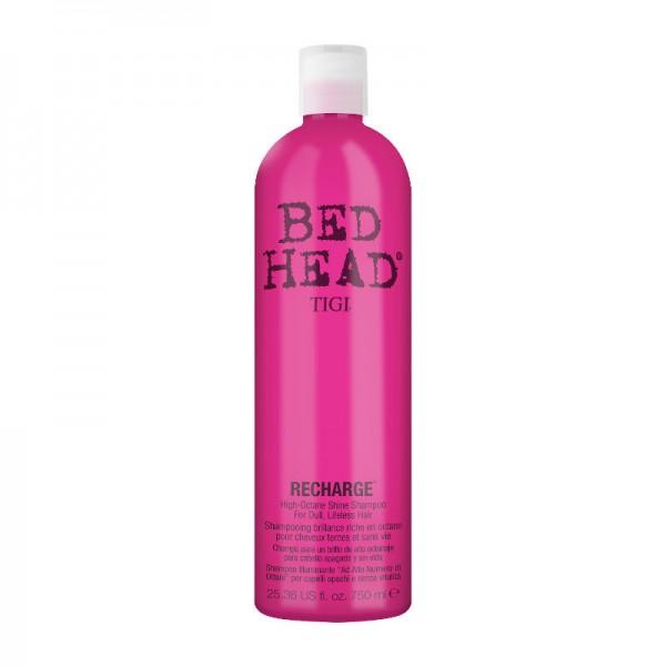 BED HEAD Recharge High Octane Shine Shampoo 750ml