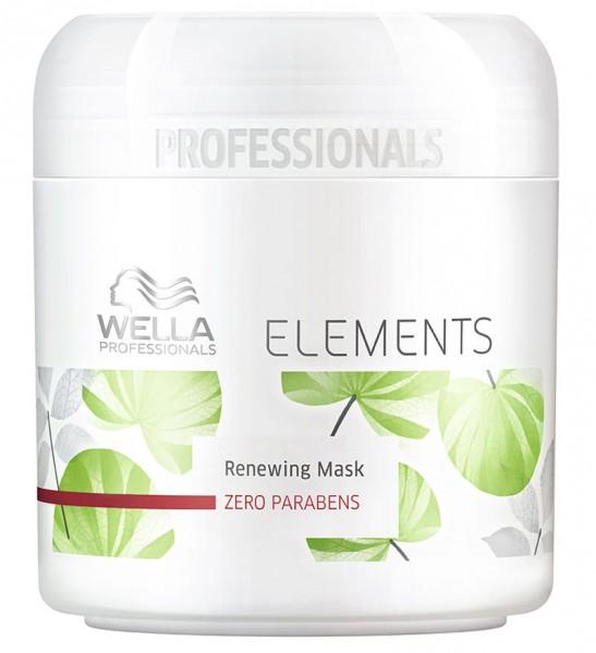 Wella Professionals Care Elements Mask, 150 ml