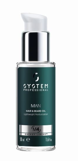Energy Code MAN Hair & Beard Oil