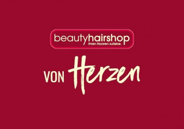 beautyhairshop Gutschein Trägerkarte von Herzen