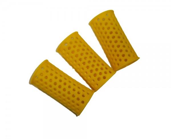 Efalock Flachwellwickel gelb, 30 mm