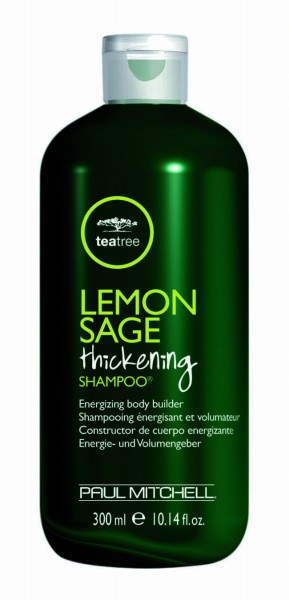 Paul Mitchell Tea Tree Lemon Sage Thickening Shampoo, 300 ml