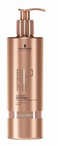 BlondME Keratin Restore Intense Care Bonding Potion