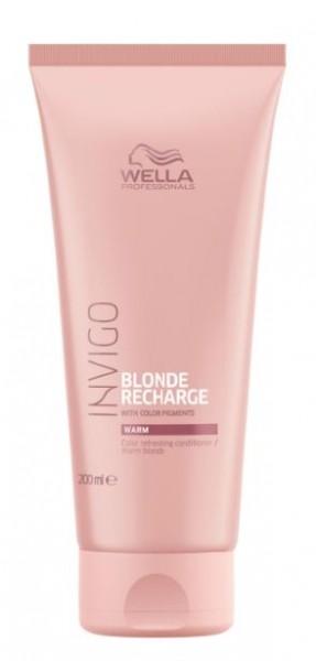 Invigo Recharge Warm Blonde Conditioner