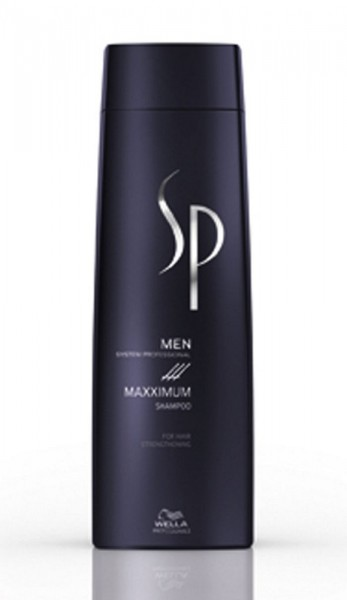 SP Men Maxximum Shampoo, 250 ml