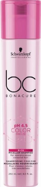 BC Bonacure Color Freeze Rich Shampoo 250ml