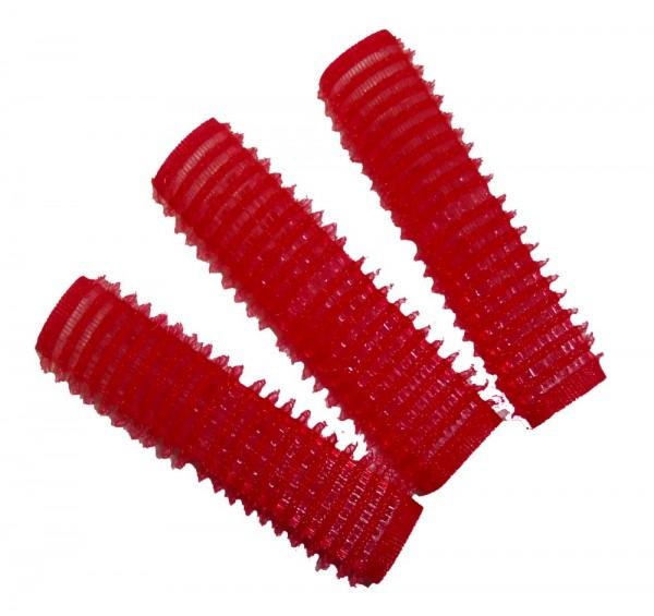 Haftwickler rot 13 mm 12 Stück