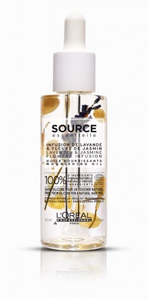 Source Essentielle Nourishing Oil
