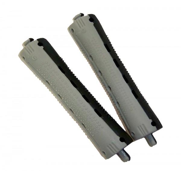 Kaltwellwickler grau/schwarz 16 mm 12 Stück