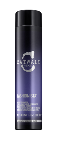 CATWALK Fashionista Violet Shampoo