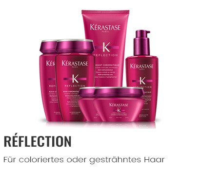 Kérastase Réflection für coloriertes oder gesträhntes Haar
