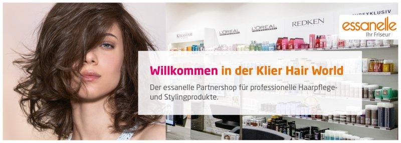 Essanelle Partner-Onlineshop Klier Hair World