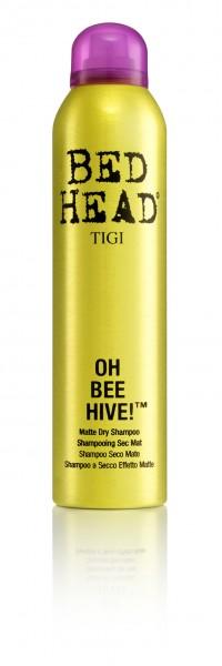 BED HEAD Oh Bee Hive! Trockenshampoo, 238 ml
