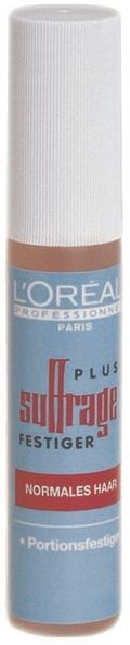 L'Oréal Suffrage Festiger normales Haar, 15 ml
