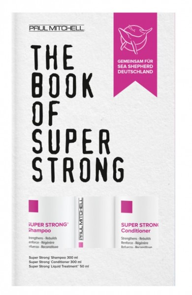Paul Mitchell The Book of Strong