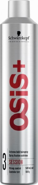 OSiS+ Session Extreme Hold Hairspray 0,5L