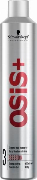 Schwarzkopf OSiS+ Session Extreme Hold Hairspray, 500 ml
