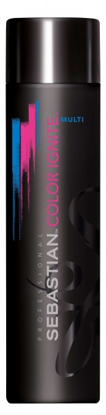 Sebastian Foundation Color Ignite Multi Shampoo, 250 ml