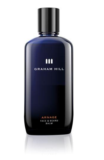 Graham Hill Arnage Face & Beard Balm, 100 ml