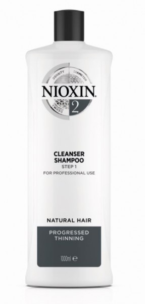 Cleanser Shampoo 2 1L
