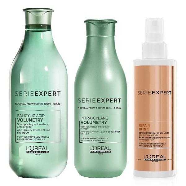 L'Oréal Geschenkbox Serie Expert Volumetry