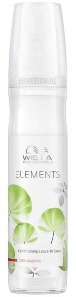 Wella Professionals Care Elements Spray Conditioner, 150 ml