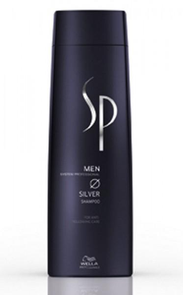 Men Silver Shampoo