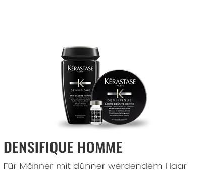 Kérastase Densifique Homme für Männer mit dünner werdendem Haar
