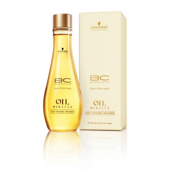 BC Bonacure Oil Miracle Light Finishing Treatment