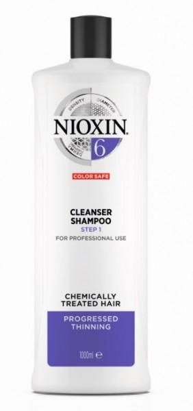Cleanser Shampoo 6 1L